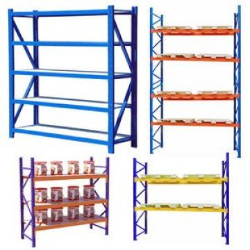 Small Occupation of Land Steel Storage Beam Shelf