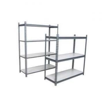 Mingxiu Steel Light Duty Pallet Rack / Small Custom Black 3 Tier Metal Shelf
