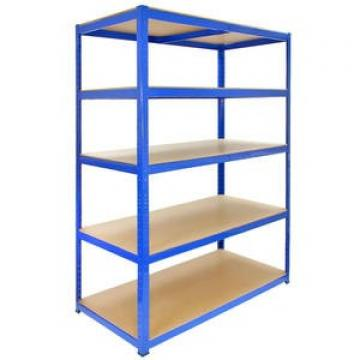 Mingxiu Steel Light Duty Pallet Rack / Small Custom Black 3 Tier Metal Shelf