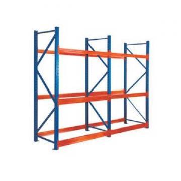 Metal Warehouse Single Side Cantilever Rack Capacity Design Shelving System