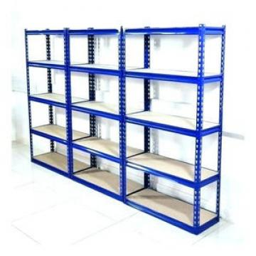 Warehouse Storage Metal Shelving Very Narrow Aisle Pallet Rack / Vna Racking Systems