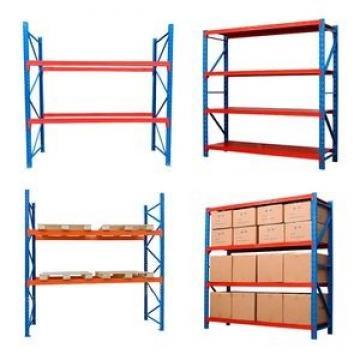 Industrial Galvanized Pallet Rack Steel Wire Mesh Deck Shelving for Heavy Duty Teardrop Rackings