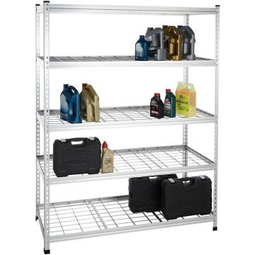 Rust-Preventing Customized Stainless Steel Wire Shelving