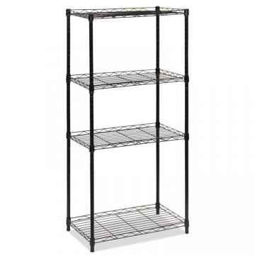 Easily Clean Adjustable Metal Wire Garage Shelf
