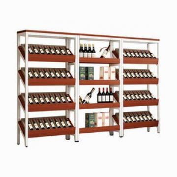 Supermarket Store Metal Island Tego Style Gondola Shelves