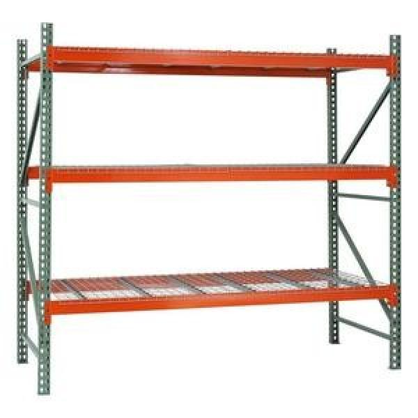 Foldable and Stackable Steel Tyre Storage Pallet Rack Shelf
