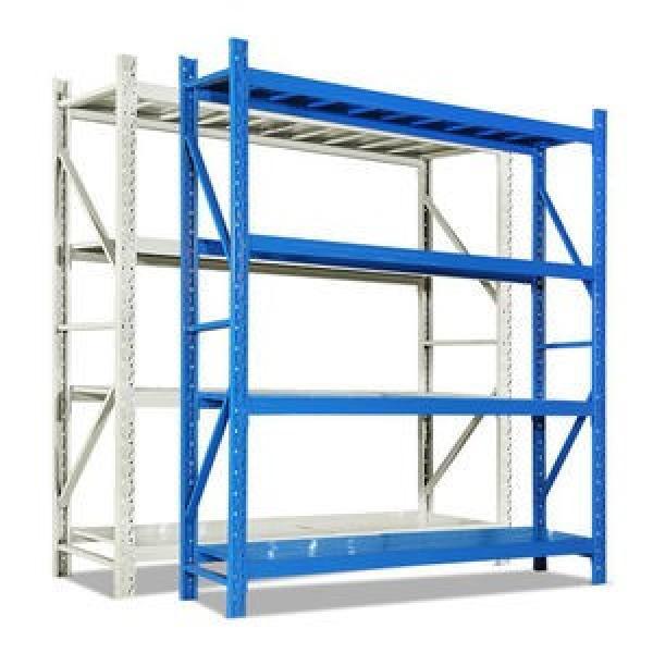 Medium Duty Warehouse Longspan Shelving Systems